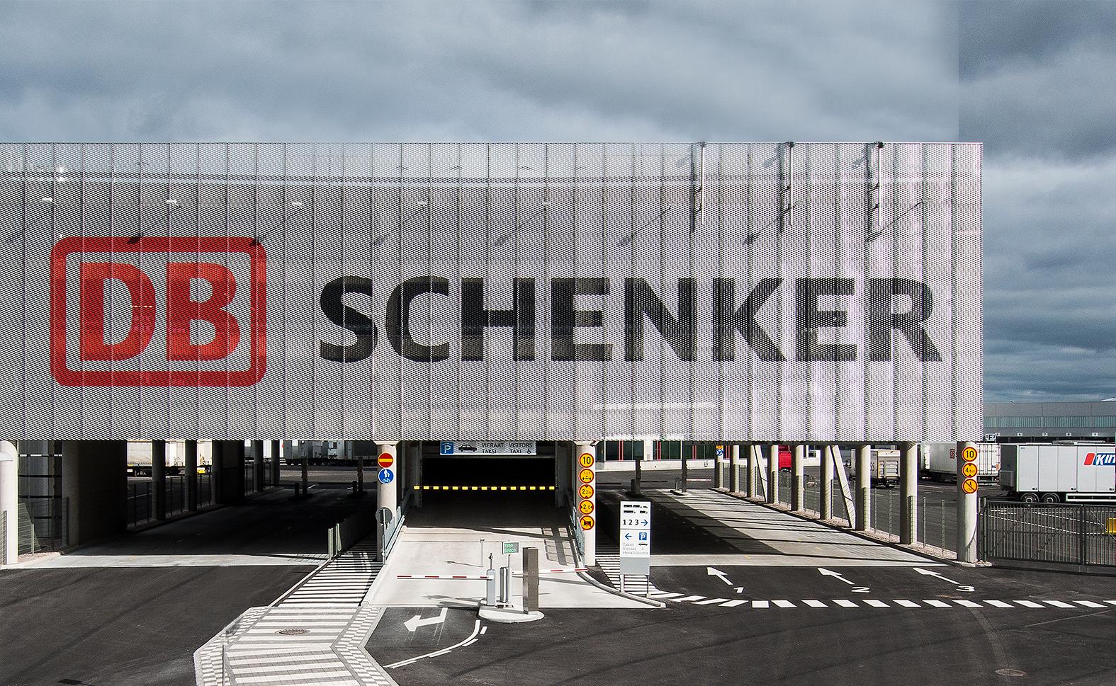 DB Schenker Land Transport Centre - KVA Architects